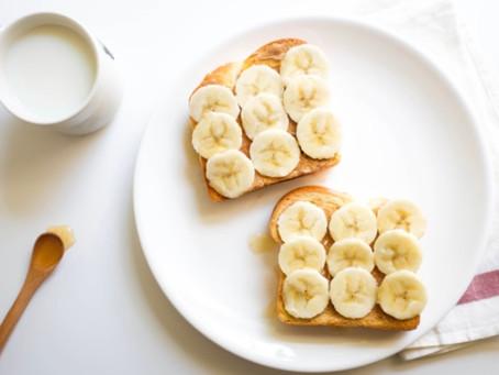 Peanut Butter Banana Toast