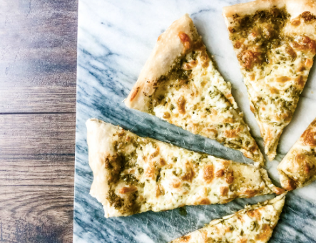 Easiest Cheese Pizza