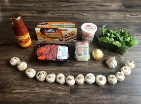 MOM HACK Lasagna