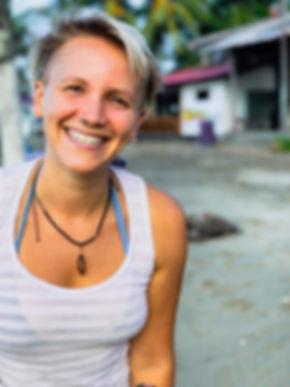 Dani Fazekas, Yogateacher and Retreatleader