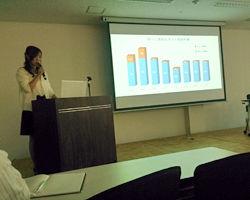 2014年11月23日 近畿外来小児科学研究会で発表しました。
