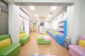 病院設備 待合室2