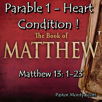 Feb 28 2021 Parable 1- Heart Condition -