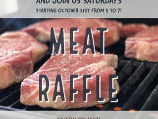 Meat Raffle!