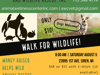 Walk for Wildlife 2017!