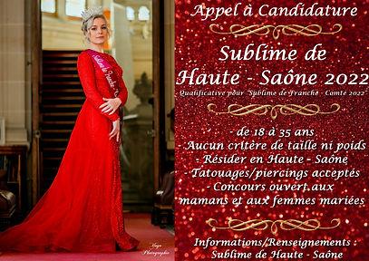 Appel a candidatures Haute Saone 2022.jp