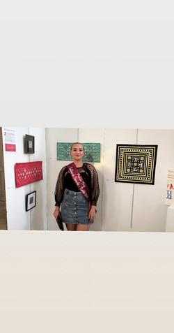 Exposition d'artistes locaux
