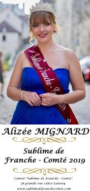 Alizée MIGNARD - Sublime 2019