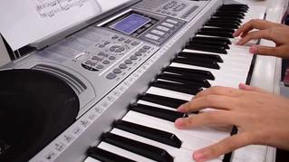 使用電子琴練習的種種壞處
