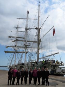 The Jubilee Sailing Trust 2018