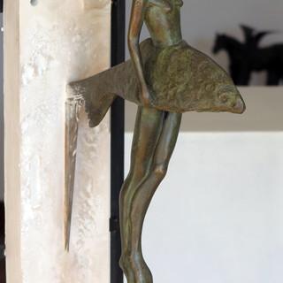 Bailarina con tutú