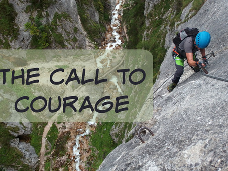 Cultivating Courage