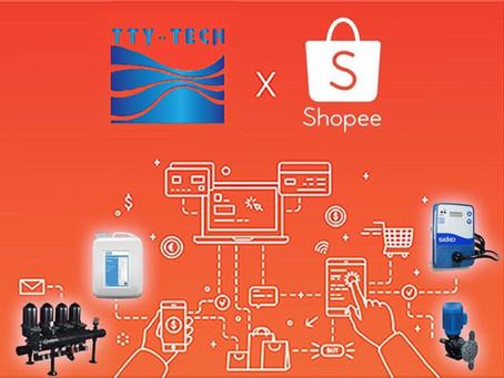 TTY Technology X Shopee