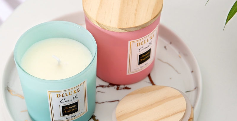 Soy Wax Scented Christmas Candle