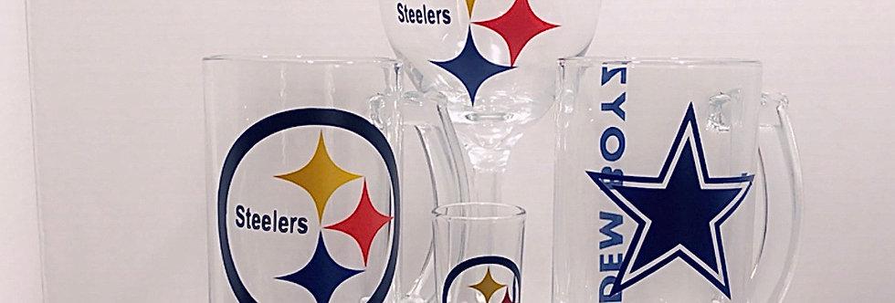 Sports Mugs & Glasses