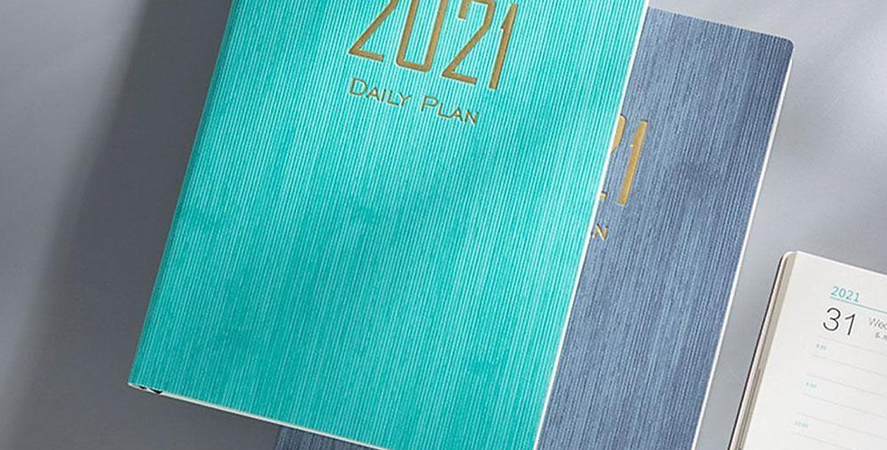 2021 Personal Monthly Planner