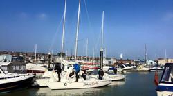 GBR Blind Sailing