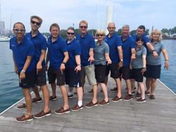 GBR Blind Sailing Team