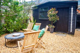 Period House garden