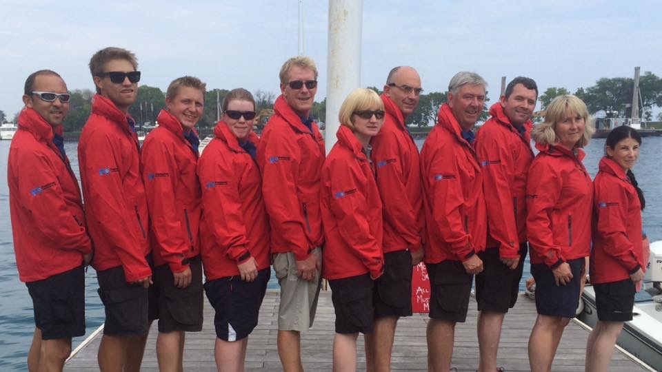 GBR Blind Sailing Team