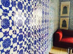 Istanbul tiles