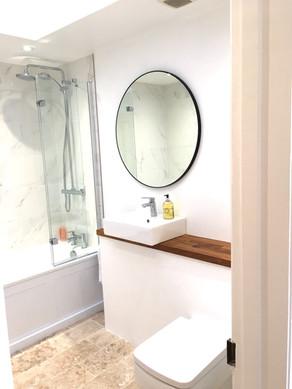 Winchester refurbishment bathroom