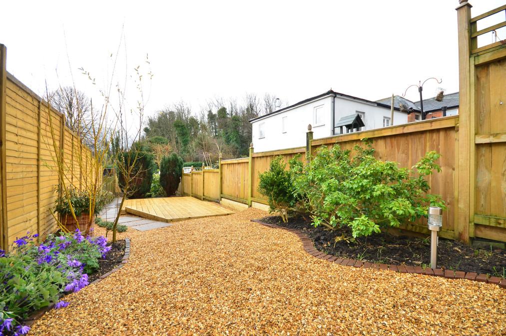 Hampshire detail garden