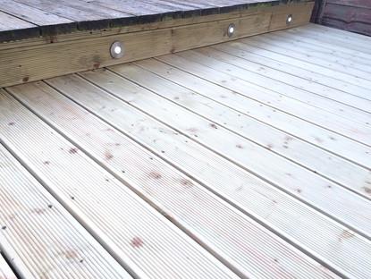 Cowes patio