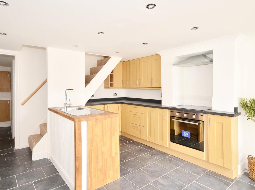 Hampshire kitchen