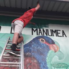 I'm Saving the Manumea
