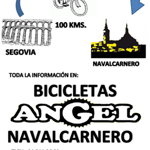 Ruta Segovia-Navalcarnero 2014