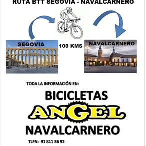 Ruta Segovia-Navalcarnero 2020 (PROXIMAMENTE)