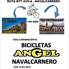 Ruta Avila-Navalcarnero 2020 (PROXIMAMENTE)