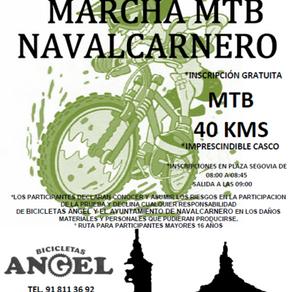 Marcha MTB Fiestas de Navalcarnero 2015