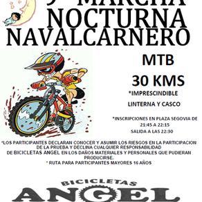 9ª Marcha nocturna de Navalcarnero 2014