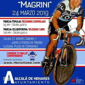 "Homenaje a Jesús Rodríguez Magro ""Magrini"""