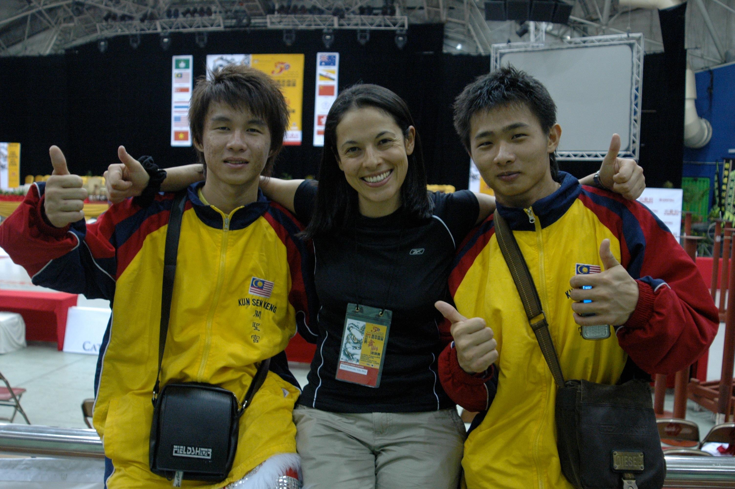 Lina, KF & TY