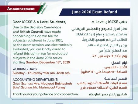 Dear IGCSE & A Level Students