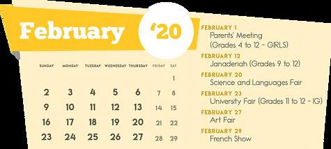 School Calendar of Activities_412 6Febru