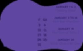 School Calendar of Activities_KG 5Januar