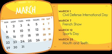 School Calendar of Activities_123 7March