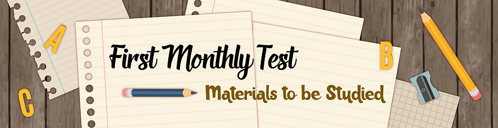 Materials to be Studied_Header.png