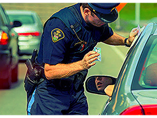 You and Your Traffic Ticket: The Unwanted Partnership