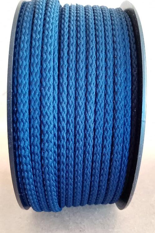 Cordon 5 mm bleu marine