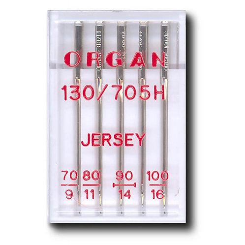 Aiguilles JERSEY- machine à coudre - 70/100
