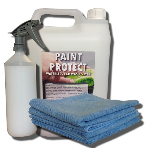 Paint Protect - Waterless Car Wash