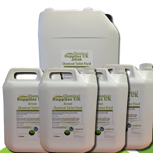 Airsan - Chemical Toilet Fluid