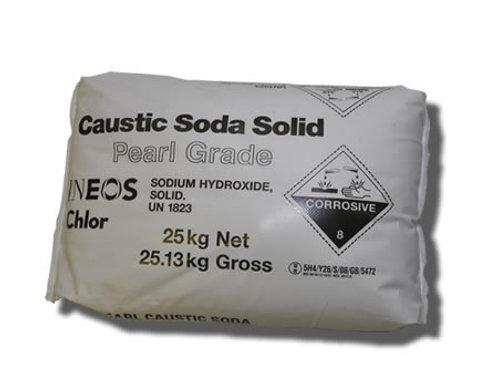 Sodium Hydroxide Pearl (NaOH) Caustic Soda Pearl
