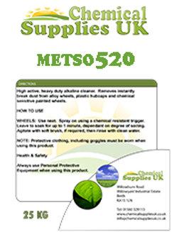 Sodium Metasilicate Pentahydrate, Metso 520
