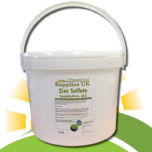 Zinc sulfate, Heptahydrate, ACS (Technical Grade)